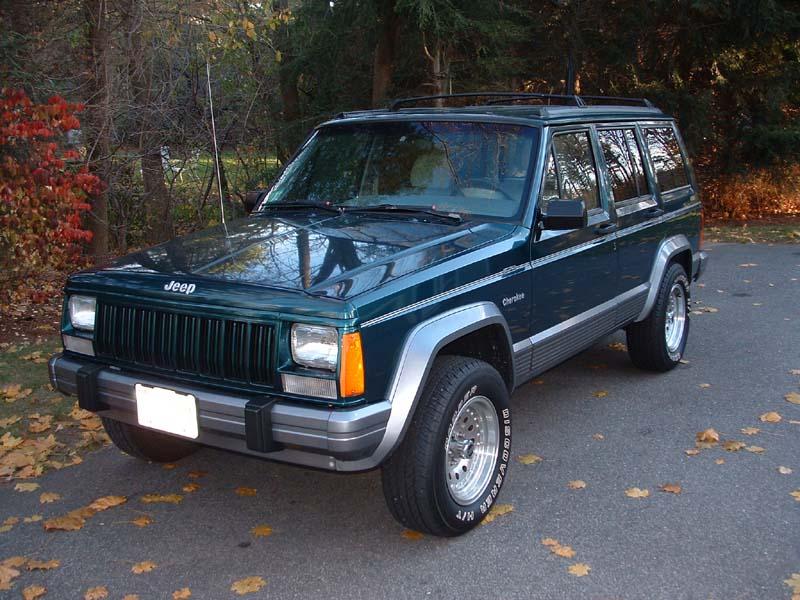 Jeep on 1995 Jeep Cherokee Serpentine Belt